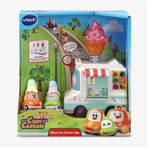 VTech Toot-Toot Cory Carson Eileen Ice Cream Van NEW