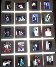 Original 20 35mm Slide Lot Valerie Bertinelli & Eddie Van Halen Vintage Rare! 3