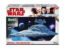 Star Wars Imperial Star Destroyer 1:2700 Plastic Model Kit REVELL
