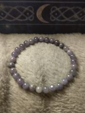 Tanzanite  Crystal Healing 5mm bead Bracelet