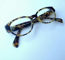 Bonlook Maggie baltic amber tortoise handmade eyeglass frames 48()18 140