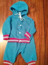 Infant fleece 2 piece set