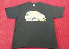 Blue 84 Mens Large Black Granddaddy Of Them All Rose Bowl Oregon Ducks T Shirt