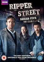 Ripper Street - Series 5 [DVD][Region 2]