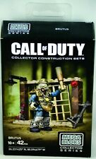 Mega Bloks Call of Duty BRUTUS Collector Construction Set Figure Zombie NIB