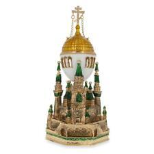 1906 Moscow Kremlin Musical Royal Russian Egg
