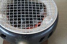 Yakitori BBQ Charcoal Grill Barbecue Maruyoshi Ise water stove 28.5x31.5x12cm