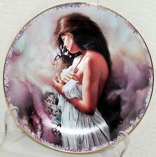 Budding Desire in Gifts of Love Series Bradford Exchange Ltd Edition Plate