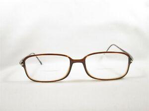 Silhouette SPX2865 20 6061 54/16 140 Austria Designer Eyeglass Frames Glasses