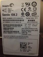 """Hdd Seagate Savvio 10K2 146Go 2.5"""" Dell Sas"""