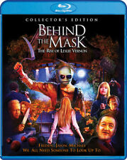 BEHIND THE MASK: THE RISE OF LESLIE VERNON collectors edt  - BLU RAY - Region A