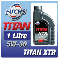 FUCHS TITAN XTR (1 LITRE) 5W-30 ENGINE OIL CAR - IN STOCK NOW FOR QUICK DELIVERY