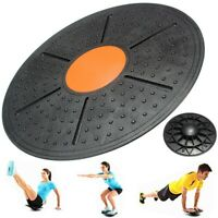 Wobble Balance Board Core Strength Fitness Rehab Yoga Pilates Disc Home Gym