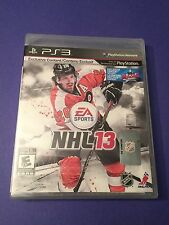 NHL 13 (PS3) NEW