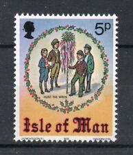 I.O.M 1978 CHRISTMAS SG,142 U/MINT LOT R1619