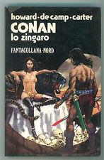 HOWARD SPRAGUE DE CAMP CARTER CONAN LO ZINGARO NORD 1980 FANTACOLLANA 31
