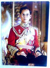 Bild picture König King Bhumibol Adulyadej RAMA IX Thailand 26x19 cm  (9