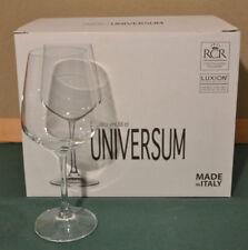 Confezione 6 bicchieri Calice Universum RCR degustazione vino