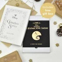 Personalised Nightmare Before Christmas Story Book Children Hardback Gift Box