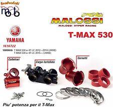 MALOSSI CORPO FARFALLATO ALIMENTAZIONE MHR PER YAMAHA TMAX T-MAX 530 ANNO 2015
