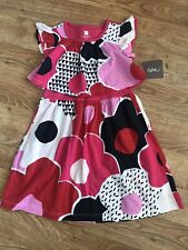 NWT Tea Collection Girl's Colorful Dress 5 years