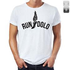 aac8a155 Run Dolo T-shirt Gift Slogan Cool Hip Hop Swag Rap Music Retro Tee Tshirt