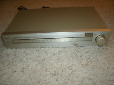 Hitachi FT 3400 Analog Tuner - Made in Japan - Works Great !!