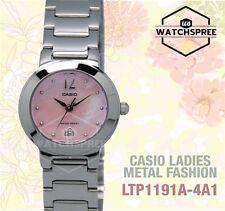 Casio Ladies Standard Analog Watch LTP1191A-4A1
