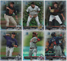 2017 Bowman Draft Baseball - Chrome Refractors - Choose From BDC Card #'s 1-200