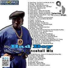 90's Bad Boy Hip Hop & Dancehall Mix CD