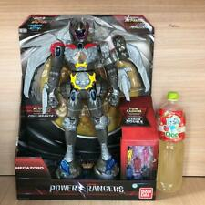 BANDAI Power Rangers Megazord Lights Move Sounds Figure Doll New Unopened Unused