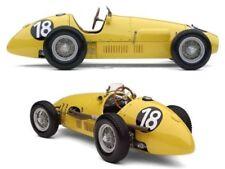 Modellini statici di auto da corsa Formula 1 giallo pressofuso per Ferrari