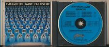 Jean Michel Jarre - Equinoxe, Blue Face Dreyfus, W. Germany, Non-Target, Rare CD