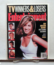 1990s Entertainment Weekly Magazine #305- TV WINNERS & LOSERS/ANISTON/PERRY