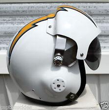 Los Angeles LA (San Diego) Chargers Pilot Helmet - Football USAF Melvin Gordon