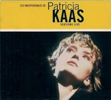 CD DIGIPACK 16 TITRES LIVE--PATRICIA KAAS-INDISPENSABLE
