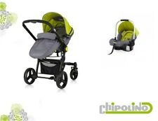 CHIPOLINO TRAVEL SYSTEM 'LUMINA' 3 in 1  BABY PUSHCHAIR, Reversible Seat SALE