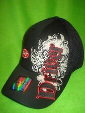 PETERBILT HAT:    BLACK / DRIVER / STRETCH FIT  PETERBILT TRUCKERS CAP    *FREE*