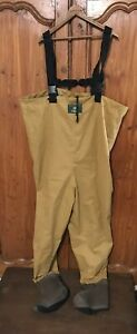 Orvis Breathable Waders Convertable style Trout Fishing Waterproof Size MK