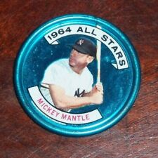 Mickey Mantle Topps Coin  1964 All-Stars # 131
