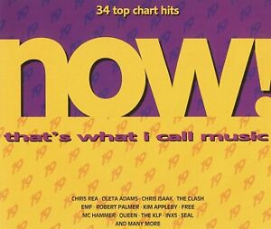 Various Artists - Now That's What I Call Music! 19 - UK CD album 1991