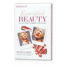 ModelCo Essential Beauty (1x Blush Cheek Powde 1x Shine - Amaretto Sunset 2pcs