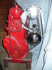 10068 ALTERNATOR & POWER STEERING BRACKETS 1955-59 270 302 GMC 6 CYL ENGINE