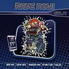 Rave Now! 04 (1995) Baby Doc, Abet, union jack, psylos... [double CD]