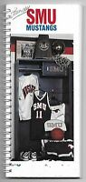 1990-91 Southern Methodist University Basketball Spiral-Bound Media Guide