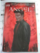 ANGEL #0 variant INCENTIVE 1 per store BOOM! STUDIOS comic ~ Buffy BTVS NM 9.4