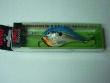 Poissons nageurs bleus pour la pêche