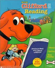 SCHOLASTIC PBS KIDS Clifford Reading    Learn to Read   Brand New in Box