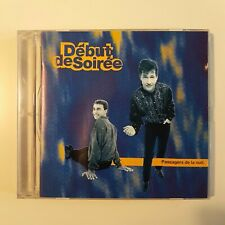 DEBUT DE SOIREE ♦ CD ALBUM RARE ♦ PASSAGERS DE LA NUIT (les années 80)