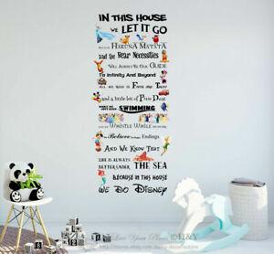 Disney Pegatinas de Pared Arielle 50 x 70 cm
